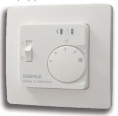 Temperature controllers for floor heating