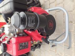 """Мотоблок """"Мотор Сич МБ-9ДЕ"""" с дизельным двигателем WIEMA WM186FBP  (электрический запуск)"""