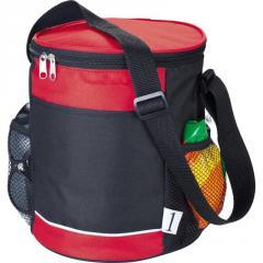 Cooler bag in the form of Caldera banks
