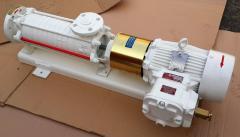 The pump HYDRO-VACUUM SKC 4.08 unit for AGZS,
