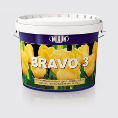 Глубоко матовая краска для потолка Mixon Bravo 3,