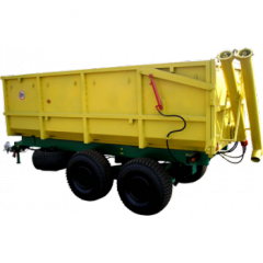 Semi-trailer dumping HTC-10-01, Umanfermmash