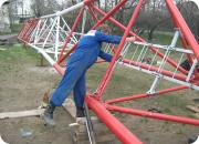 Башни и мачты из металла, Донецк, Украина