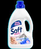 Жидкое средство для стирки детских вещей Soft