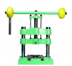 Press screw