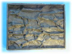 Резиновая форма для изготовления строительных плит