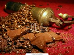 Raw materials natural for confectionery