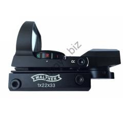 Collimator optical sights