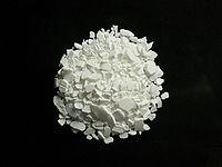Food calcium chloride gran.