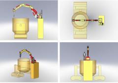 Hydraulic arrows