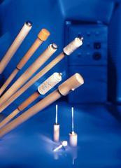 Зонды для контроля параметров жидкого металла