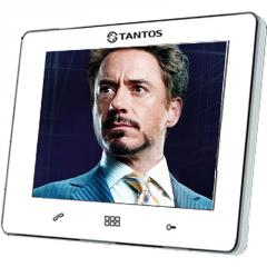 "Tantos Stark (White) 9"" hands free"