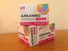 Алкамикс pH-баланс Форте - комплекс минералов