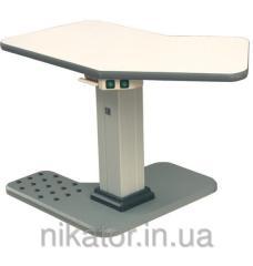Стол приборный офтальмологический электрический