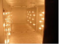 Polymerization chamber