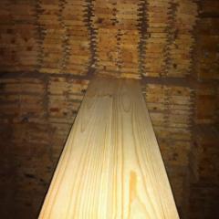 Eurolining for sauna