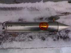 Торпеда (ракета) для протяжку шнуров/сетей...