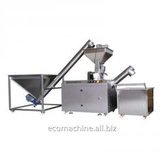 The equipment for crushing sugar