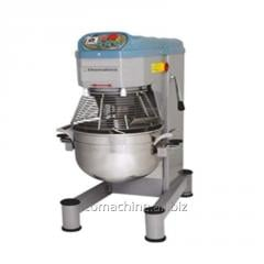 Planetary Mixers (for bread-baking)