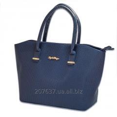 Women bag of MASCO (MACKO) Dark Blue&Gold