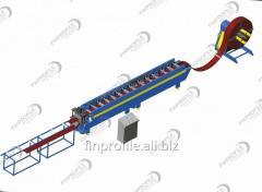 Оборудование по производству металлического Сайдинга