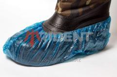 Бахіли поліетиленові сині  2,2 г., арт. C400