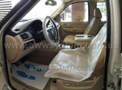 Защитные чехлы для сидений авто