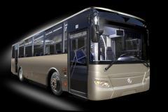 Suburban and tourist LEGEND bus