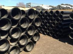 Mm pipe ChK F100 of GOST 6942-98