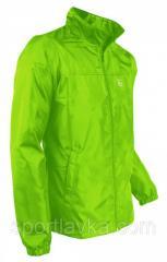 Ветровка мужская Radical Flurry зеленая