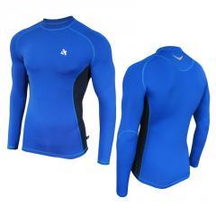 Кофта мужская спортивная Radical Fury Duo LS синяя