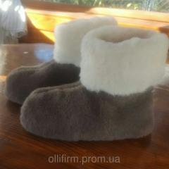 Slippers for the house natural 148