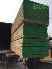 Pine 100x100x3000-3950 ABC, AST