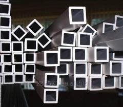 Aluminum pipe square