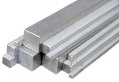 Aluminum bars square