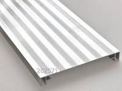 Алюминиевые профили для световой рекламы