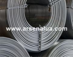 Aluminium rolled wire