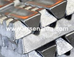 Aluminum ligatures under the order