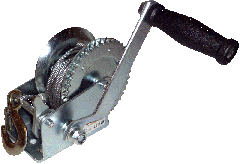 Hand winches, mechanical