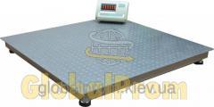 Весы платформенные ВПД-Л1520 – 1500х2000 мм
