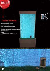 Воздушно -пузырьковые аквапанели и акваколонн