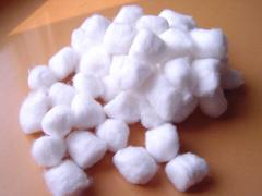 Cotton wool cotton for surgical, medical and