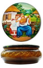 Casket with a miniature, Ukraine