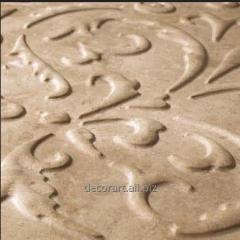 3D marble decorative panels
