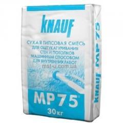 Plaster machine MP-75 plaster