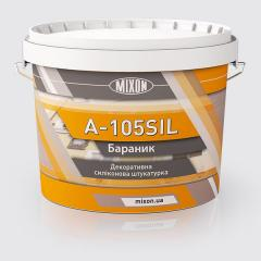 Silicone plaster Lamb of Mixon A-105SIL, 16 kg