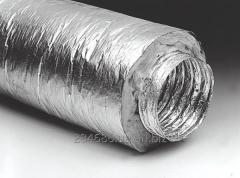 "Air duct flexible isolated 8"" (203 mm)"