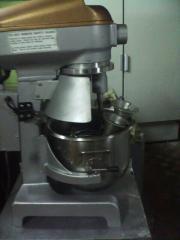 Second-hand planetary Spar SP-200 mixer