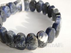 Женский браслет из содалита С-0041Б