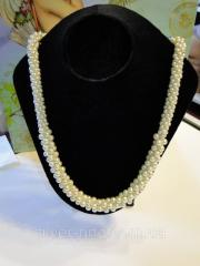 """Necklace """"Pearl"""" 0203"""
